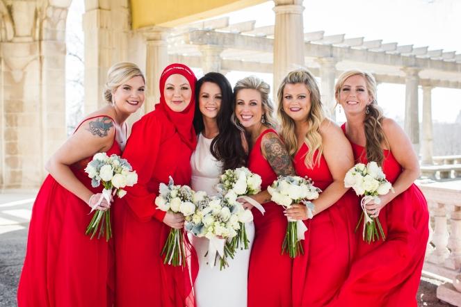 Wedding party B+G-8